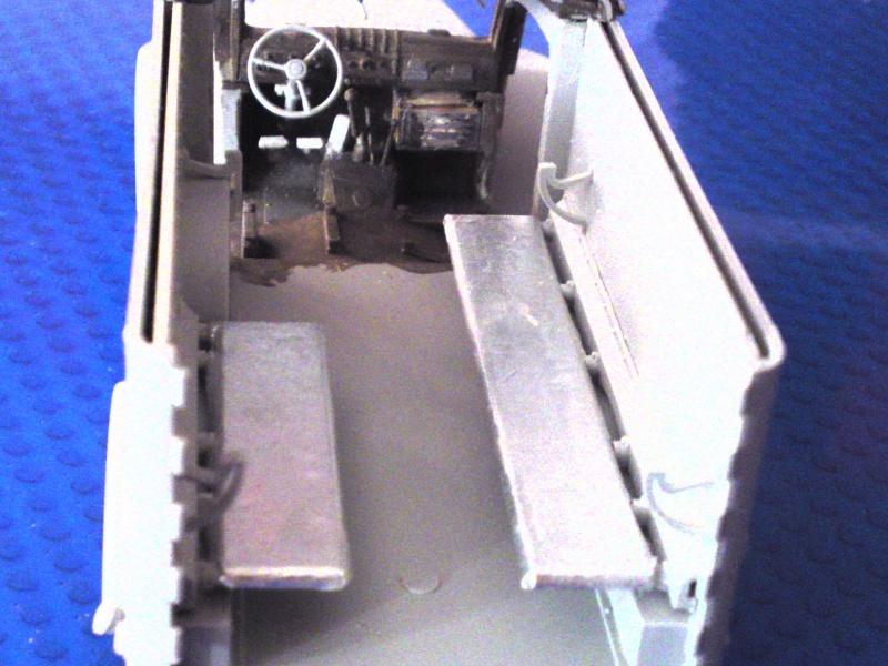 Dodge WC54 Ambulance  -Διόραμα 1/35 410