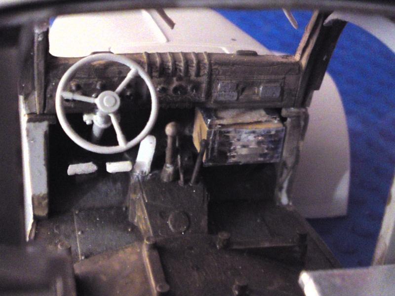 Dodge WC54 Ambulance  -Διόραμα 1/35 510