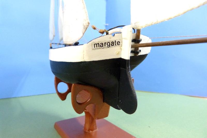 "CANOT JAGUEN DE 12 PIEDS "" MARGATE "" 316"