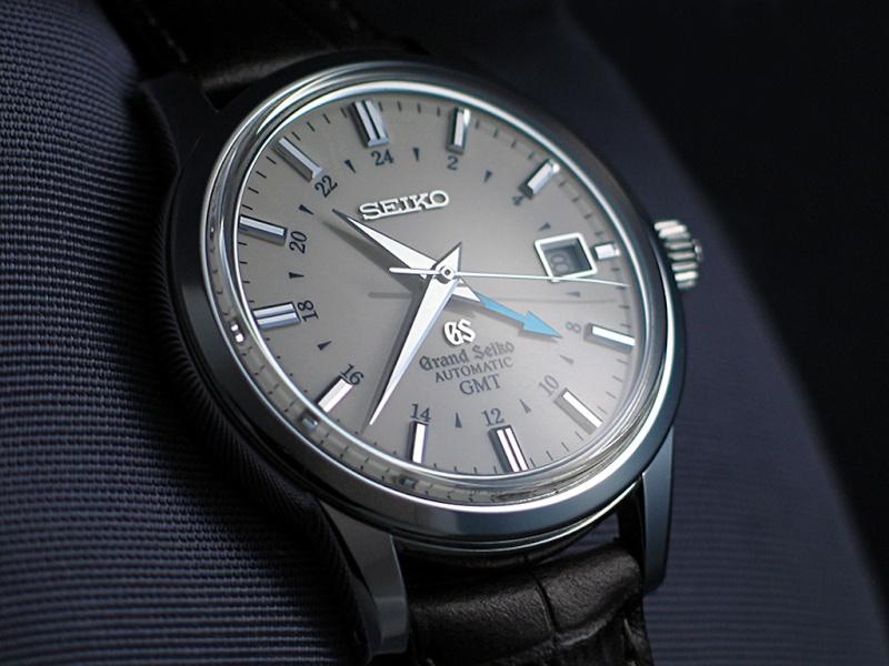 Ma 1ère montre... GMT pour poignet femme Sbgm0010