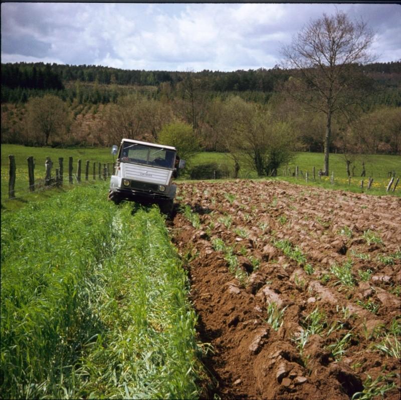Travaux des champs avec un U411 Bbbbbb10