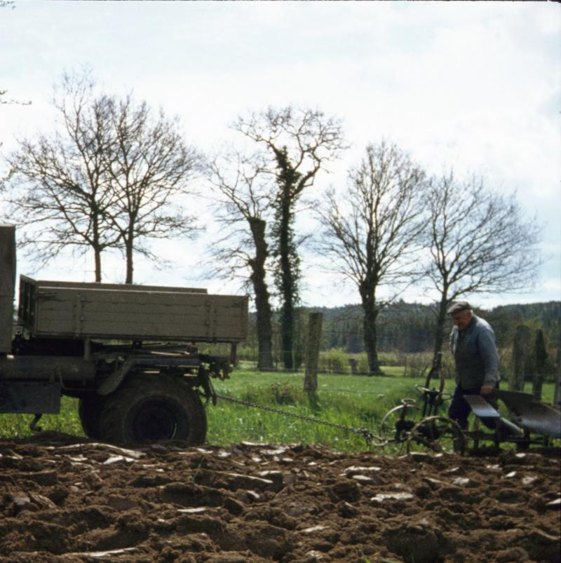 Travaux des champs avec un U411 Bbbbbb11