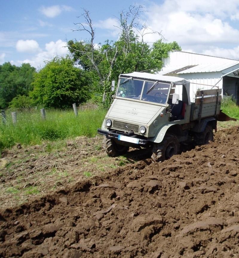 Travaux des champs avec un U411 P1010014