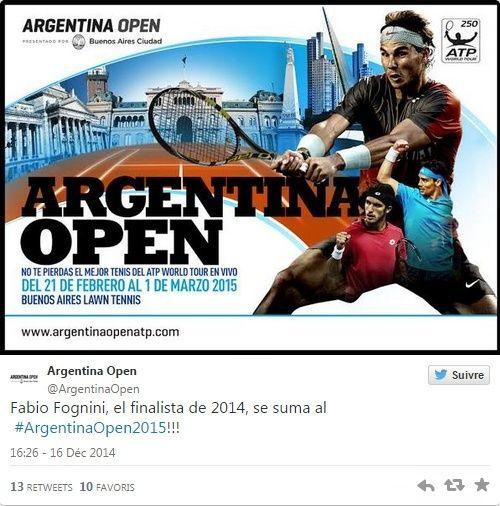 ATP BUENOS AIRES 2015 : infos, photos et videos Sans_180
