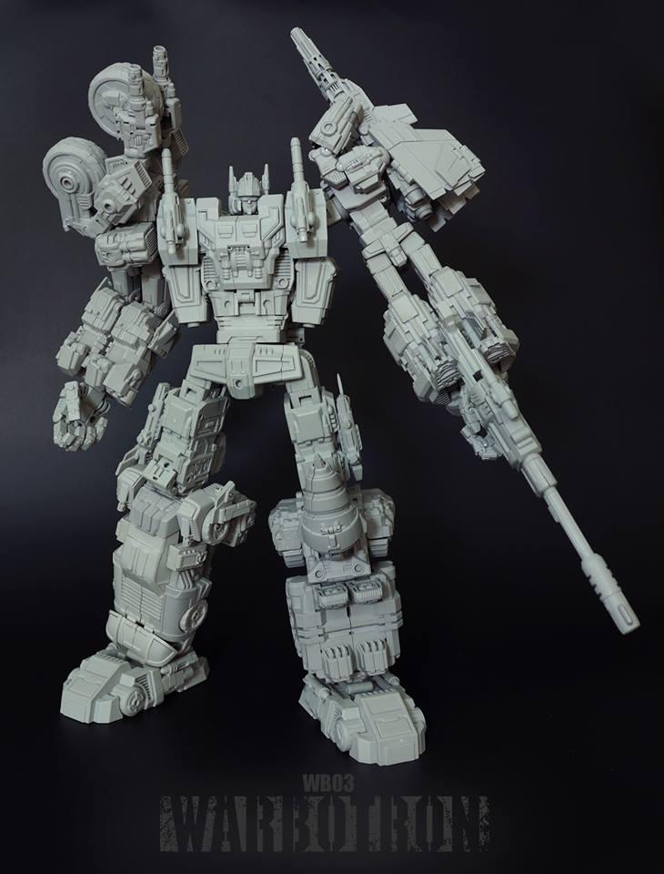 [Warbotron] Produit Tiers - Jouet WB03 aka Computron 10364210