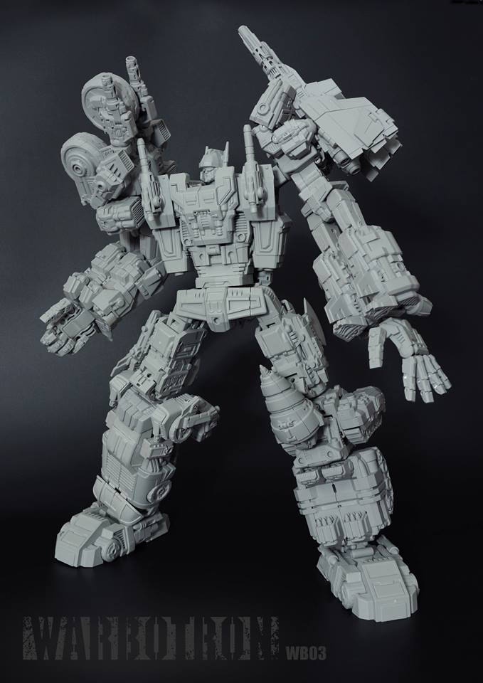 [Warbotron] Produit Tiers - Jouet WB03 aka Computron 10367710