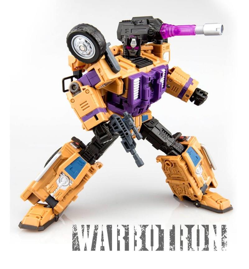 [Warbotron] Produit Tiers - Jouet WB01 aka Bruticus - Page 4 10407510