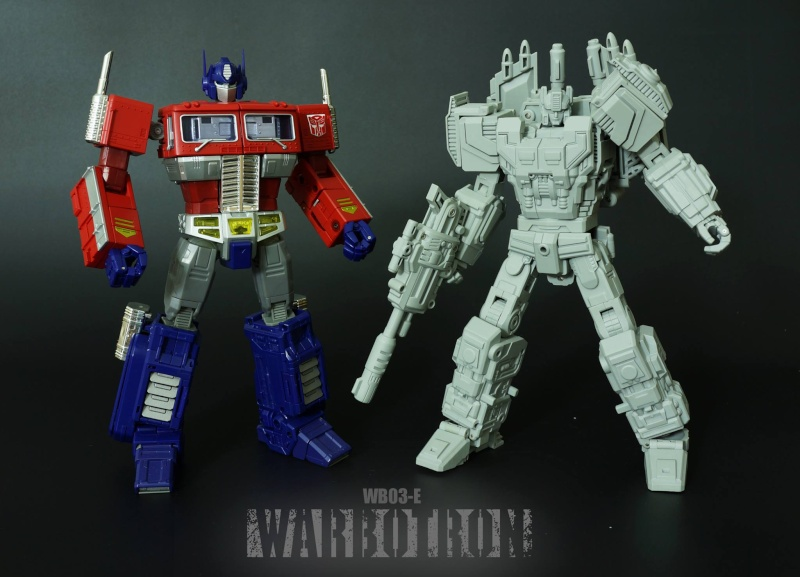 [Warbotron] Produit Tiers - Jouet WB03 aka Computron 10428310