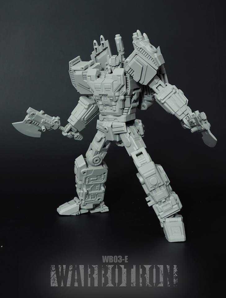 [Warbotron] Produit Tiers - Jouet WB03 aka Computron 10447010