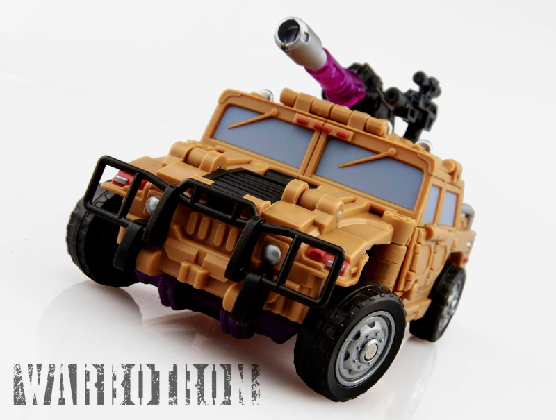 [Warbotron] Produit Tiers - Jouet WB01 aka Bruticus - Page 4 12706110