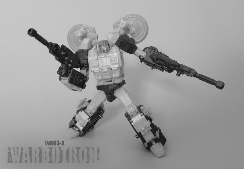 [Warbotron] Produit Tiers - Jouet WB03 aka Computron Wb03-a10
