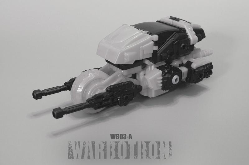 [Warbotron] Produit Tiers - Jouet WB03 aka Computron Wb03-a13