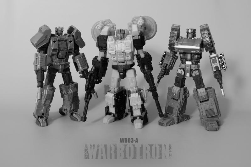 [Warbotron] Produit Tiers - Jouet WB03 aka Computron Wb03-a14