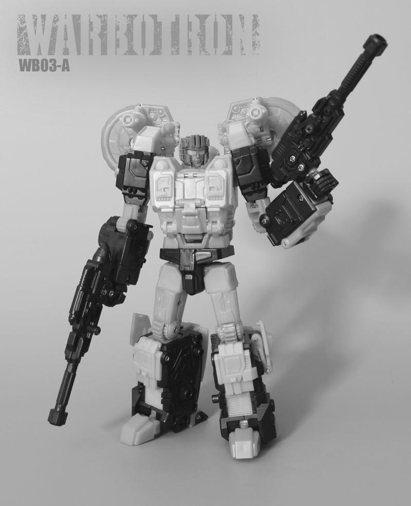 [Warbotron] Produit Tiers - Jouet WB03 aka Computron Wb03-a15