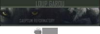LOUP GAROUS STAFF