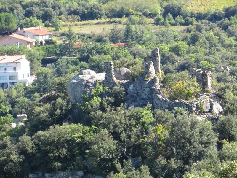 Les Ruines du château de Paracolls (Campôme) Img_1411
