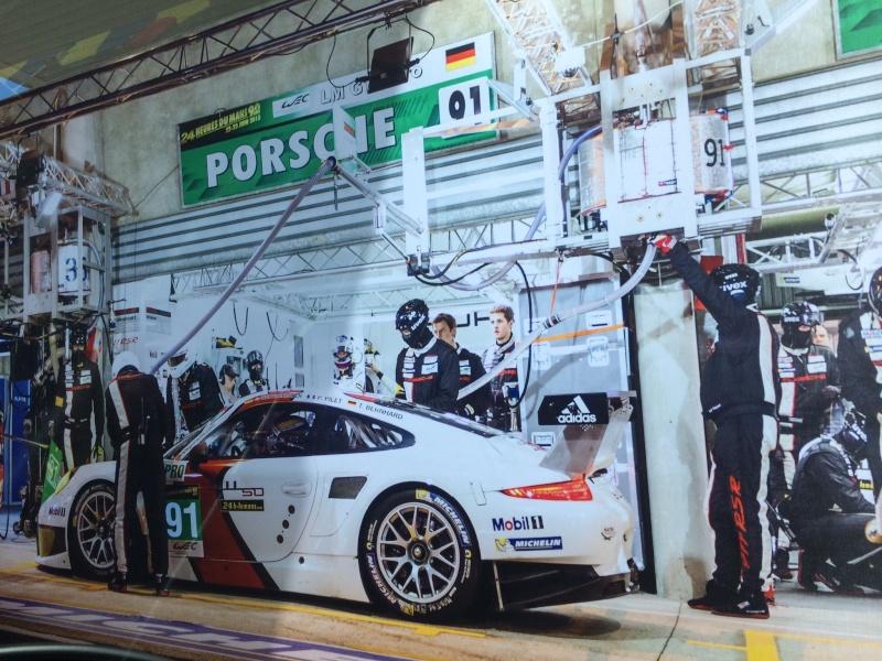 Pit Stop Porsche  01083010