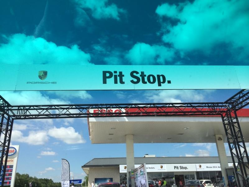 Pit Stop Porsche  01840610