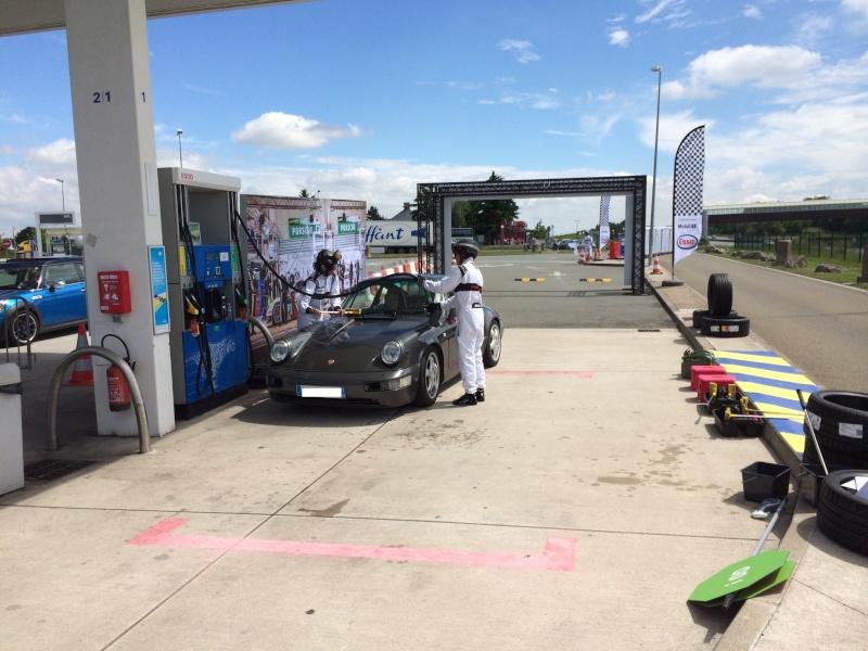 Pit Stop Porsche  01907610