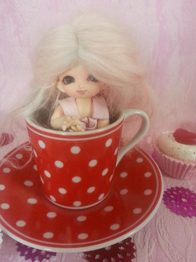 DO YOU WANT A CUPCAKE? [Pukipuki sugar] Ichigo21