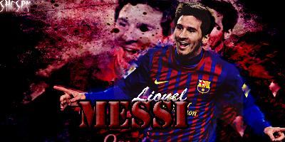 J'ai trouvé de belle oeuvre  Messi10