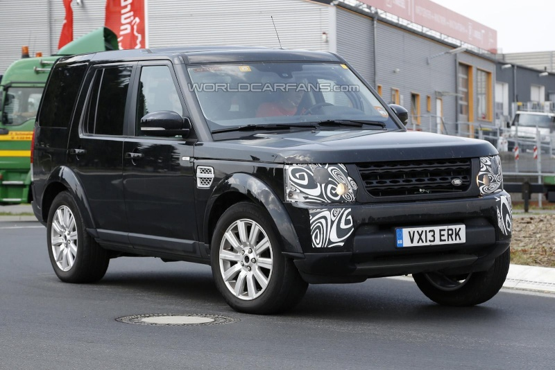 2013 - [Land Rover] Discovery IV (2ème restylage) 24906910