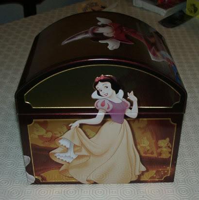 Je cherche un coffret Disney japonais Disney11