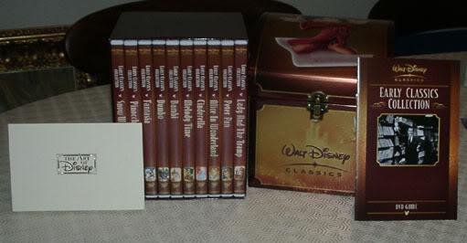 Je cherche un coffret Disney japonais Disney15