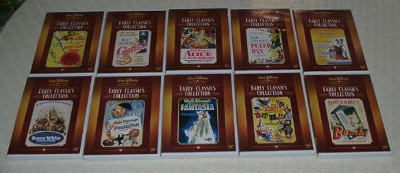 Je cherche un coffret Disney japonais Disney16