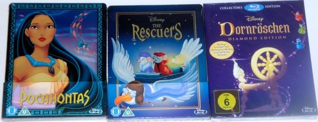 [Photos] Postez les photos de votre collection de DVD et Blu-ray Disney ! - Page 40 Dsc07151