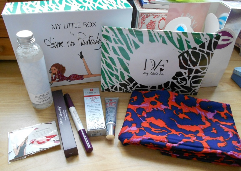 "[Octobre 2014] My Little Box ""by Diane von Furstenberg"" - Page 6 2014-110"