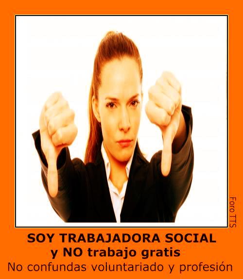 """YA ESTAMOS OTRA VEZ... Ofertas de trabajo """"voluntario"""" #notrabajogratis Noconf11"""