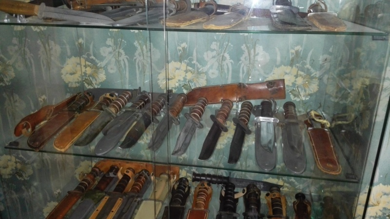 COLLECTION ARMES BLANCHES WW1 /WW2 et Vietnam Img_2021