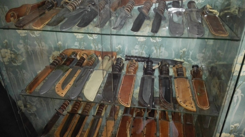 COLLECTION ARMES BLANCHES WW1 /WW2 et Vietnam Img_2022