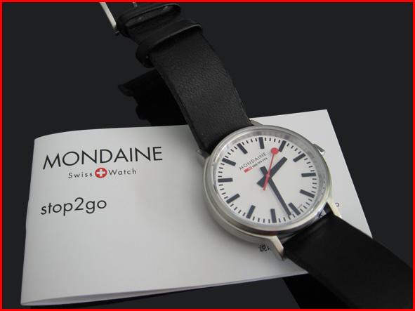 Mondaine stop2go 9a10