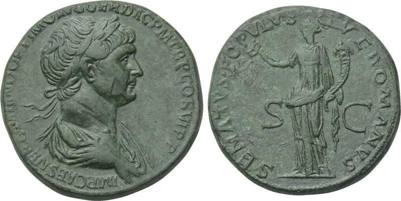 Votre avis sur ce sesterce de Trajan 14111710