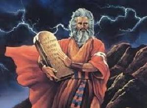 Le Tétragramme divin Moise_10