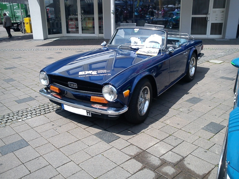 Triumph TR 6. Dsc00219