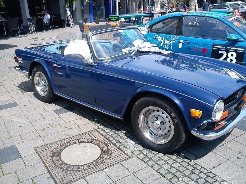Triumph TR 6. Dsc00220