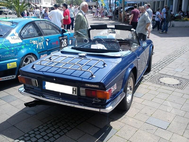 Triumph TR 6. Dsc00221