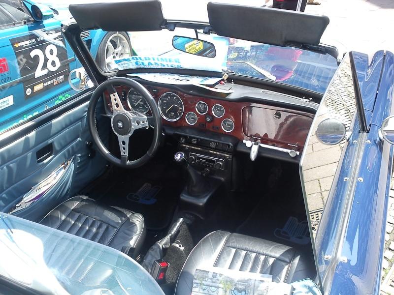 Triumph TR 6. Dsc00222