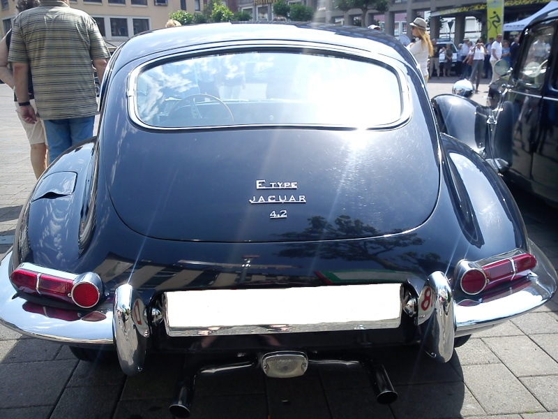Jaguar E Type  Dsc00228