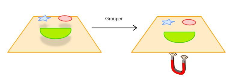 """09 - Différence entre """"grouper/dégrouper"""" et """"créer/scinder tracé composite"""" Groupe12"""