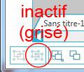 """09 - Différence entre """"grouper/dégrouper"""" et """"créer/scinder tracé composite"""" Inacti10"""