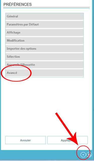 problème fichiers dans bibliothèque silhouette Sans_t61