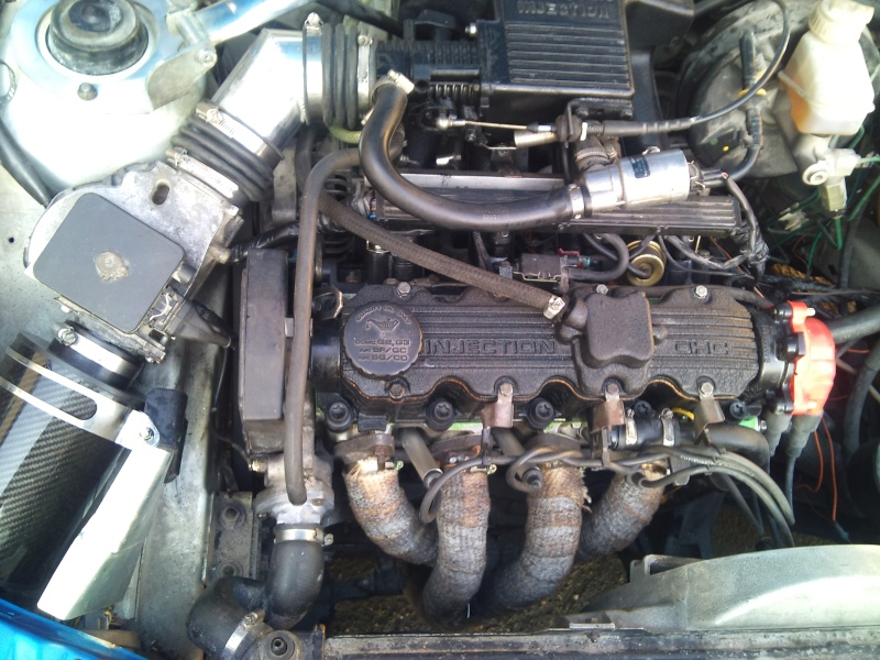c20ne servo nach gerüstet Motor10