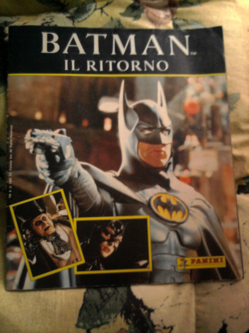 vendo album TRANSFORMS  e BATMAN Batman13