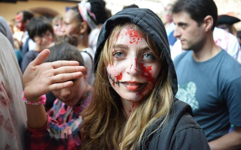 La zombie walk de Strasbourg 2014 Dsc_4710