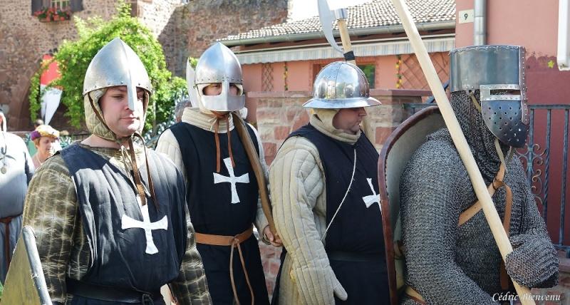 fête des chevaliers à Chatenois (67) Dsc_8911