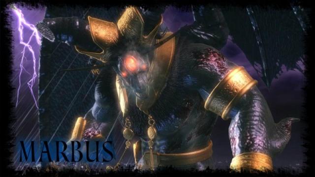 Tremblez Mortel, Le roi des démons est de retour Marbus10
